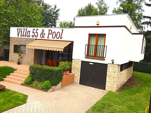 Villa 55 & Pool